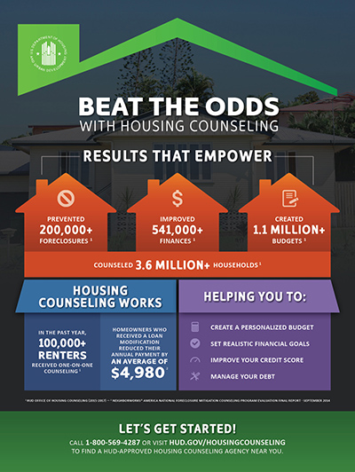 Beat the Odds Infographic