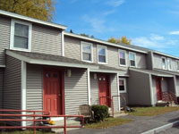 Forest View Apartments in Keene, New Hampshire