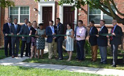 Wishrock's Timbercroft Apartments Ribbon Cutting