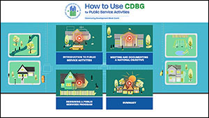 CDBG for Public Services Activities