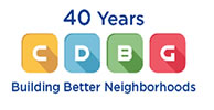 Building Better Neighborhoods logo
