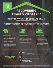 Dont Be a Victim of Cons and Scams