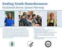 Ending Youth Homelessness Guidebook Series
