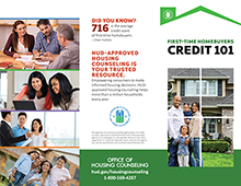 First Time Homebuyers Credit 101