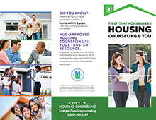 First-Time Homebuyers Housing Counseling and You
