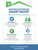 Housing Counseling - Smart Move! (Flyer)