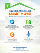Housing Counseling - General Housing Counseling Poster