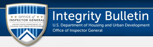 HUD Integrity Bulletins