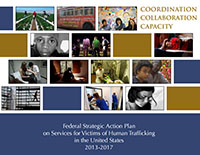 Federal Strategic Action Plan on Services for Victims of Human Trafficking in the U.S.