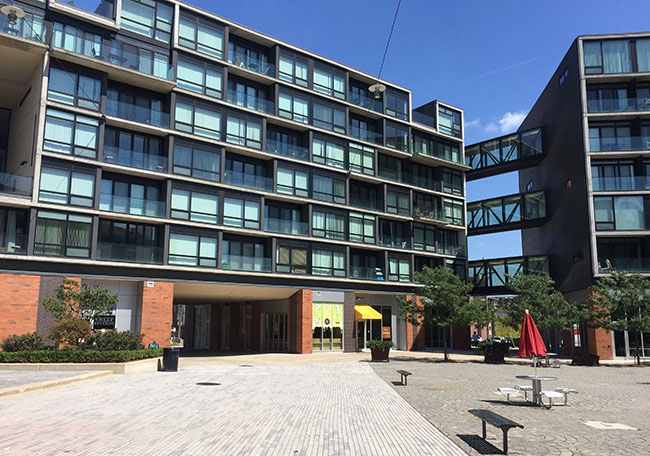 The City of Philadelphia invested $7.5 million in Section 108 funds in the Piazza at Schmidt's Commons, the redevelopment of an 8.2 acre vacant parcel in the City's Northern Liberties neighborhood into a commercial and residential destination. This development had a dramatic effect, leading to a $1 billion increase in the aggregate market value of real estate in the neighborhood, stimulating the citywide economy, and creating jobs.