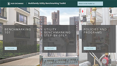 Multifamily Utility Benchmarking Toolkit