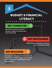 Budget and Financial Literacy Flyer