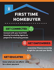 First-Time Homebuyer Flyer