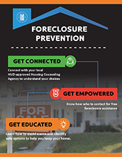 Foreclosure Prevention Flyer