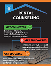 Rental Counseling Flyer
