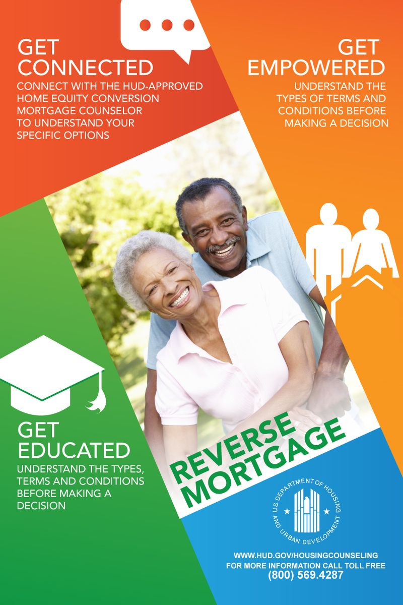 Reverse Mortgages Counseling Flyer