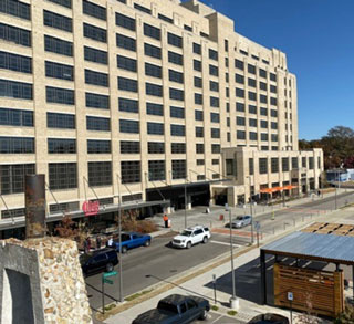 Section 108 Project Profile: Crosstown Concourse