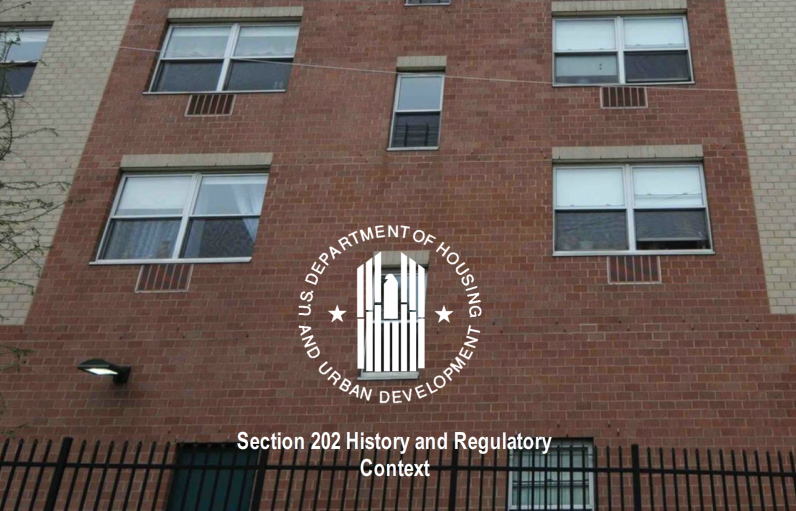 Section 202 multifamily property