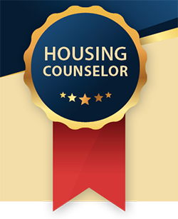 VHDA Housing Counselor Ribbon