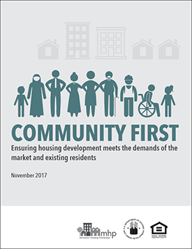 Community First: Ensuring Housing Development Meets the Demands of the Market and Existing Residents