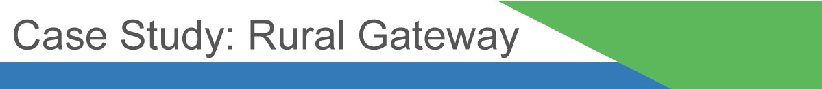 Rural Gateway Case Studies